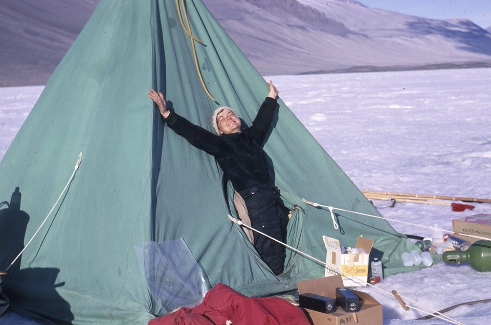 "Terry Tickhill Terrel was the youngest member of the 1969 team. Recalling her time in Antarctica, she said: ""My time in Antarctica was pure joy, from the moment I got up in the morning until the moment I fell in bed each night."""