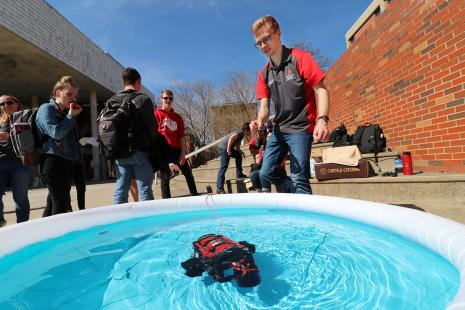 Ohio State Underwater Robotics Team