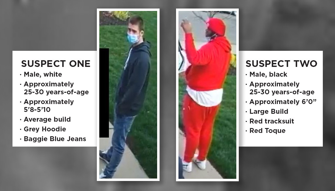 Suspects for ID