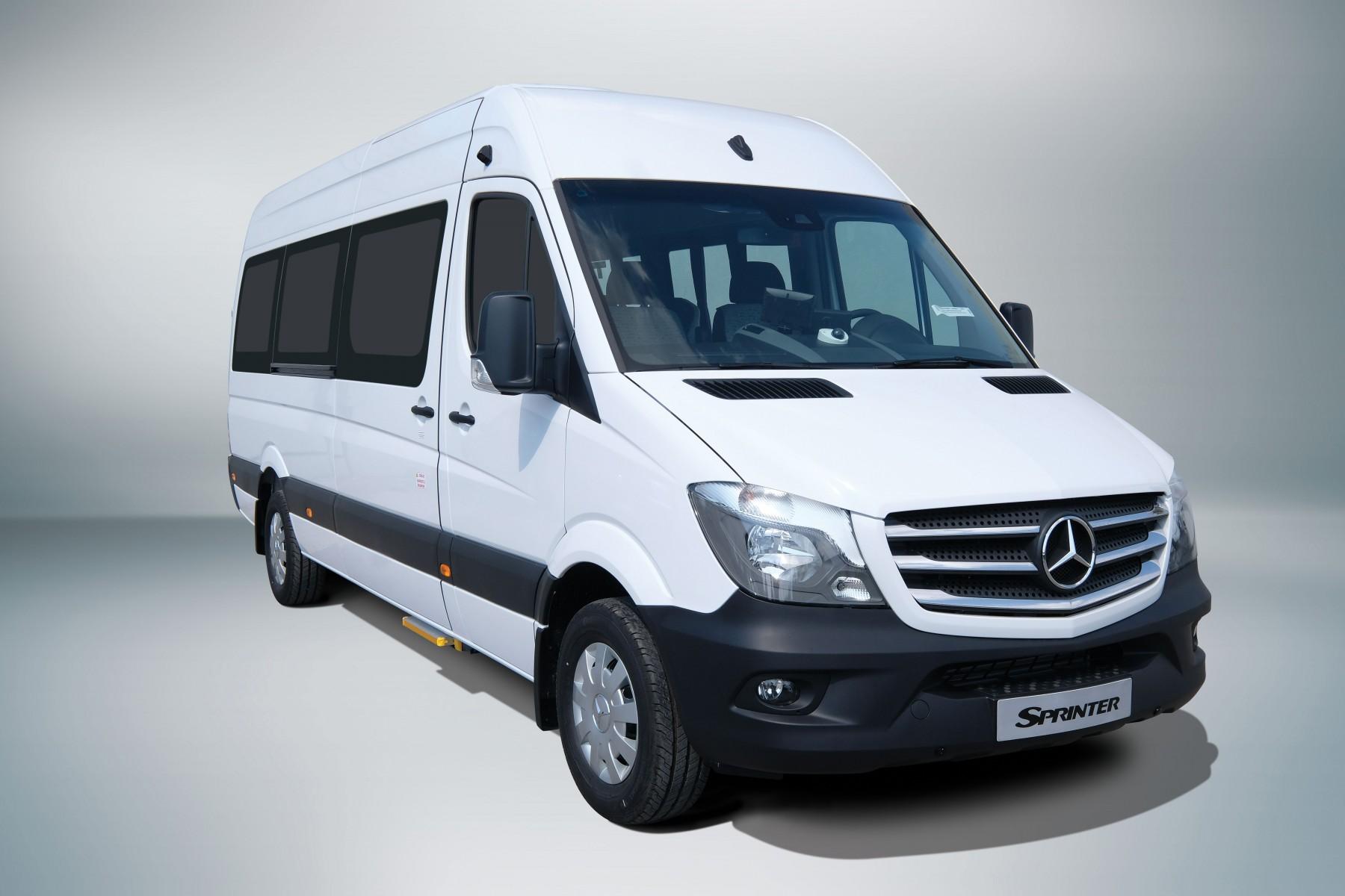 Mercedes Benz Sprinter >> Mercedes Benz Sprinter Okul Servisi