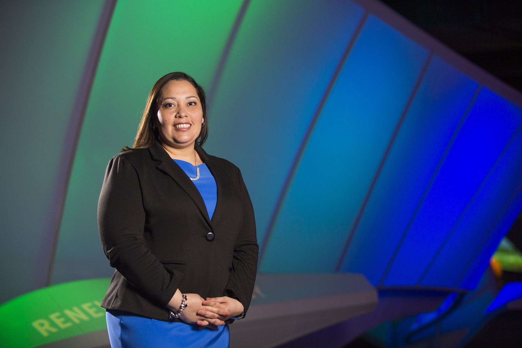 MBA Success Story:  Angel Hernandez-DeLeon, Vice President of Human Resources & Building Operations, Houston Museum of Natural Science