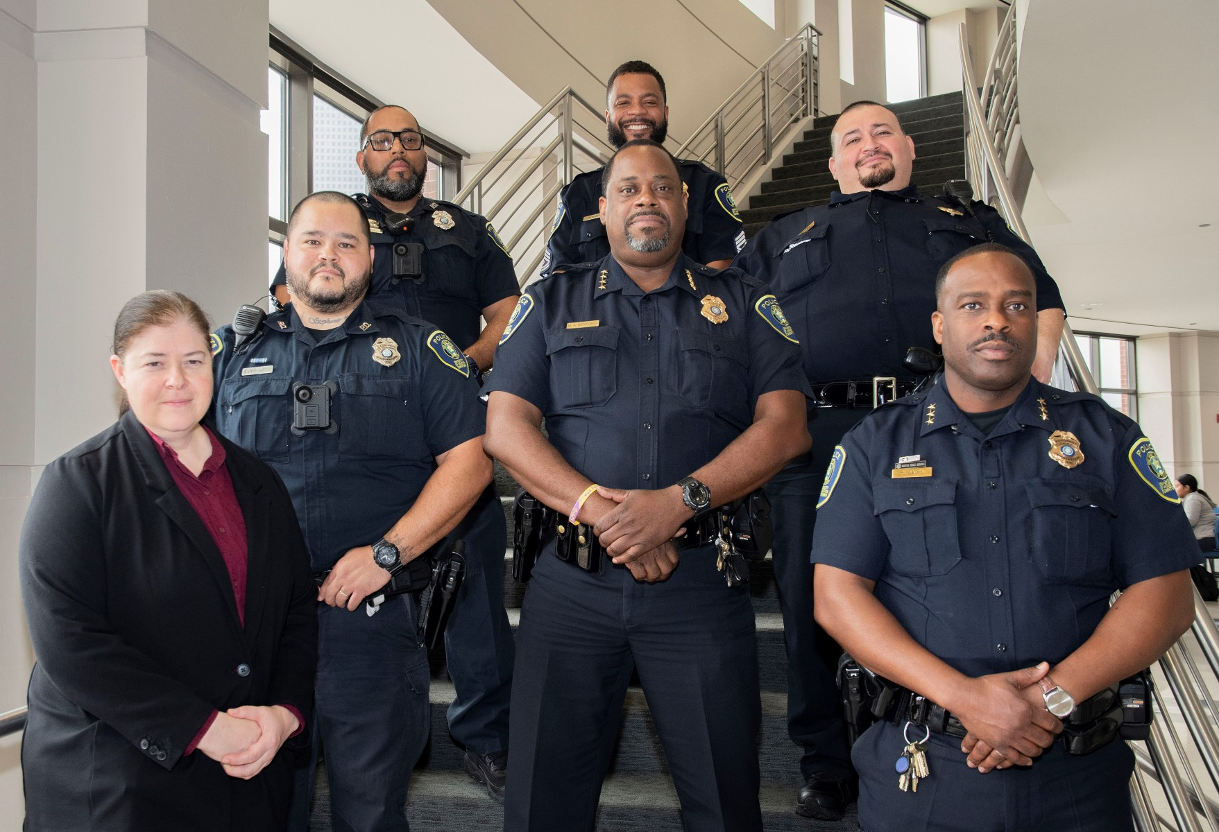 Citizens Police Academy Instructors