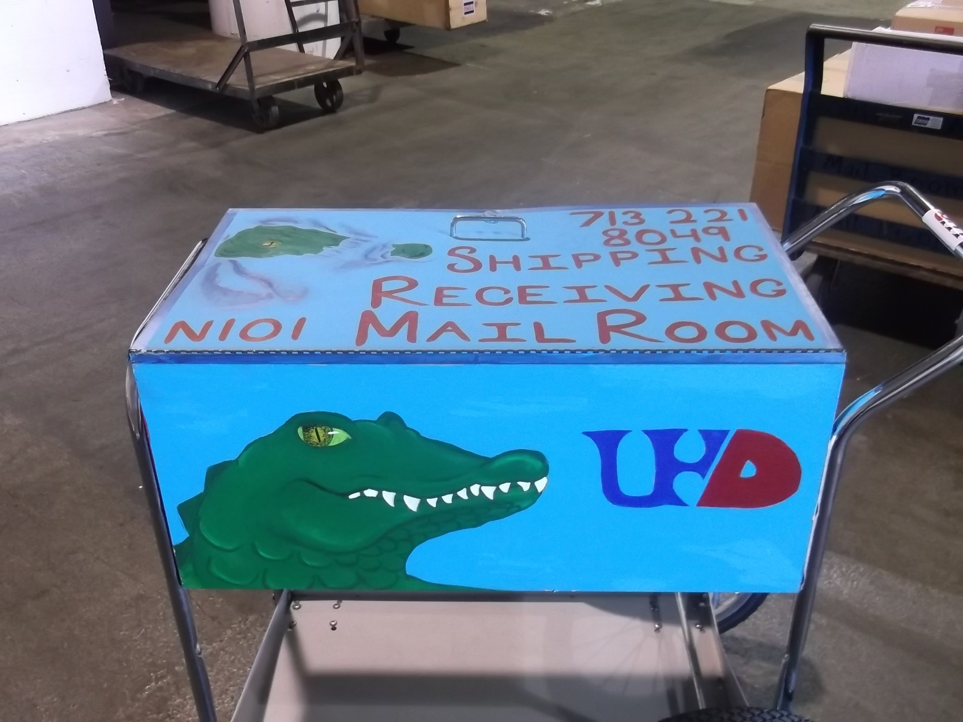 gator mail uhd