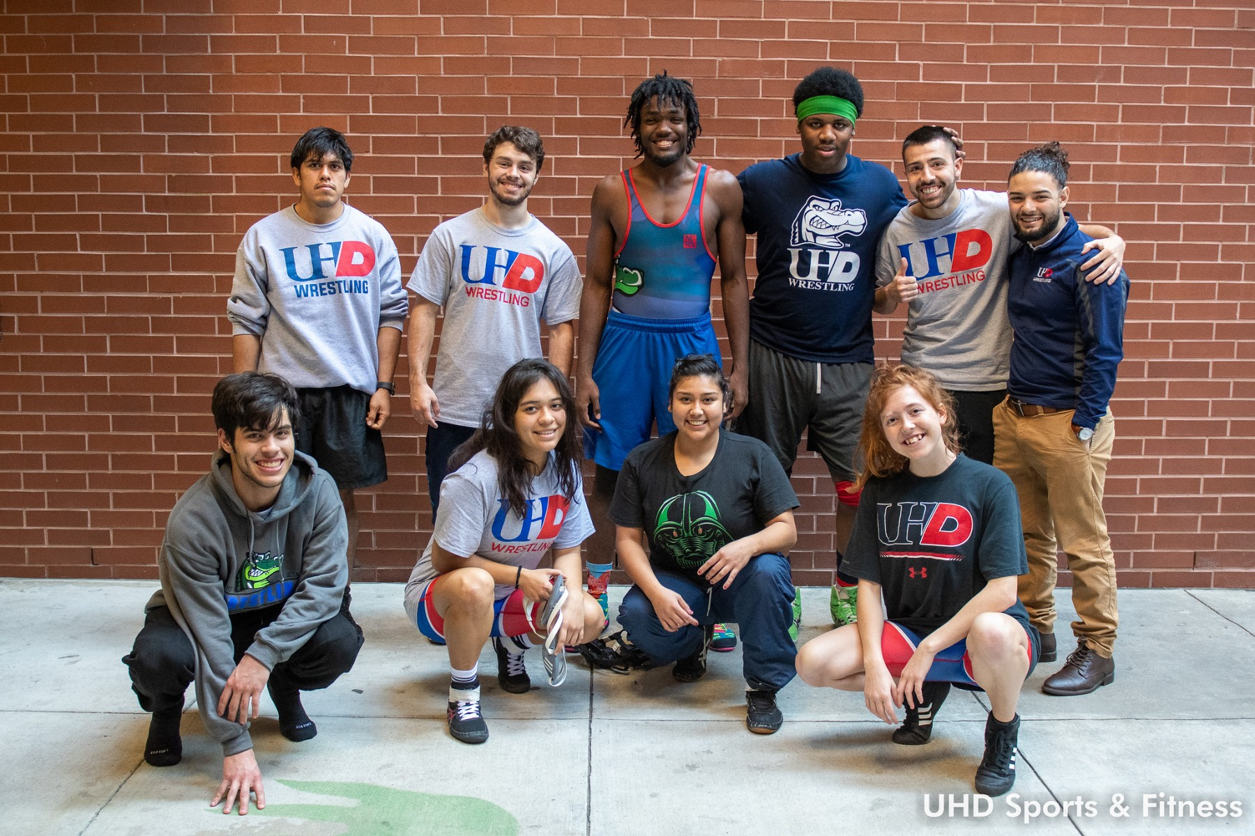UHD Wrestling Club