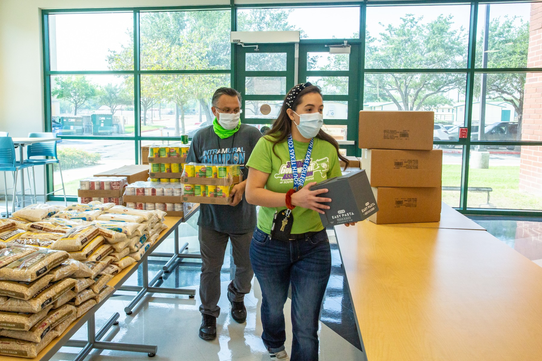Essential Services_Food Pantry