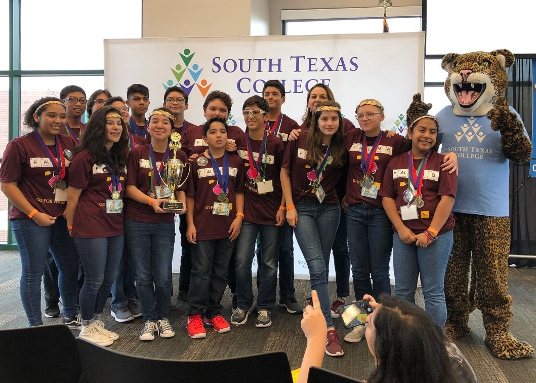 13th Annual Regional Science Olympiad