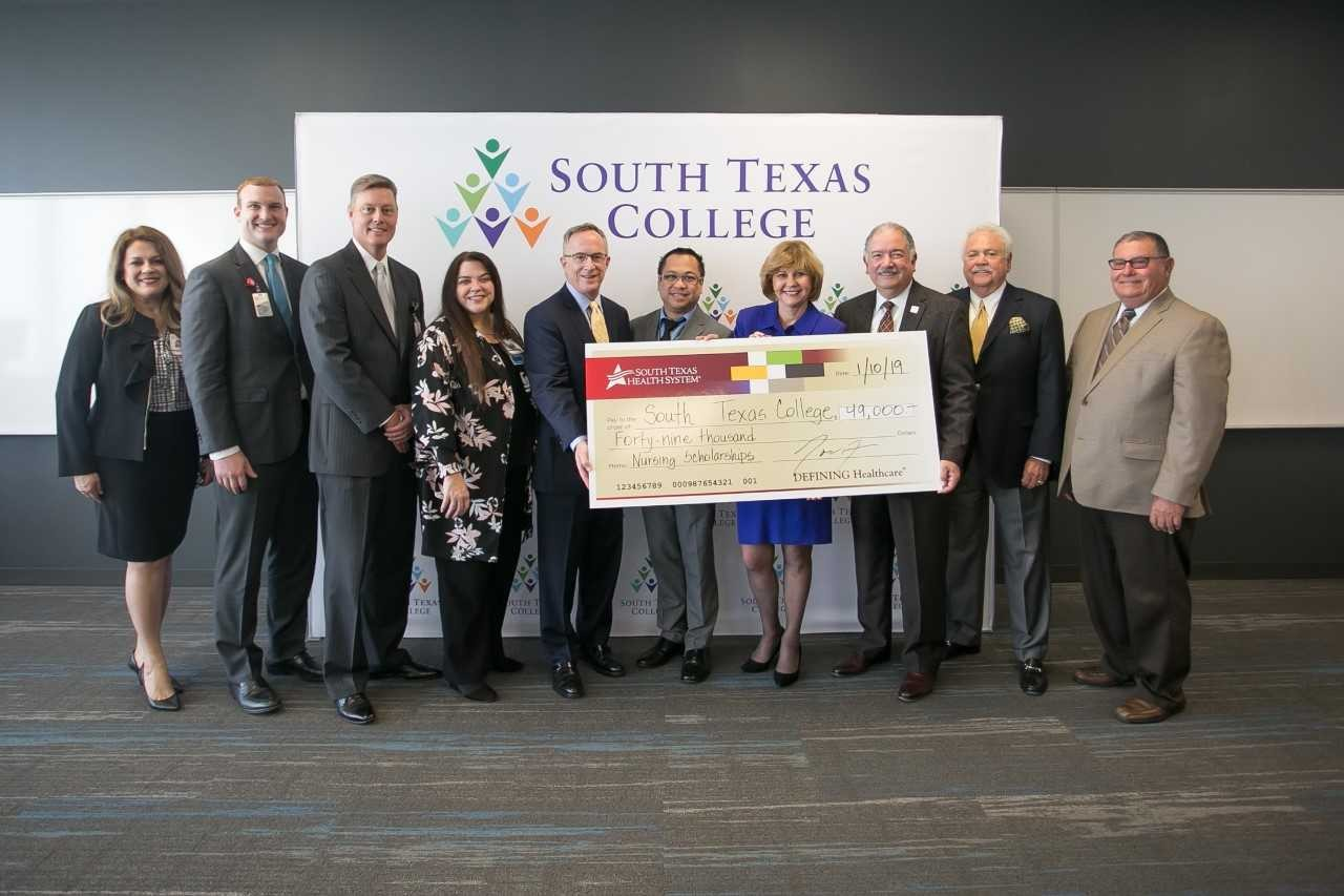 South Texas Health System Donation