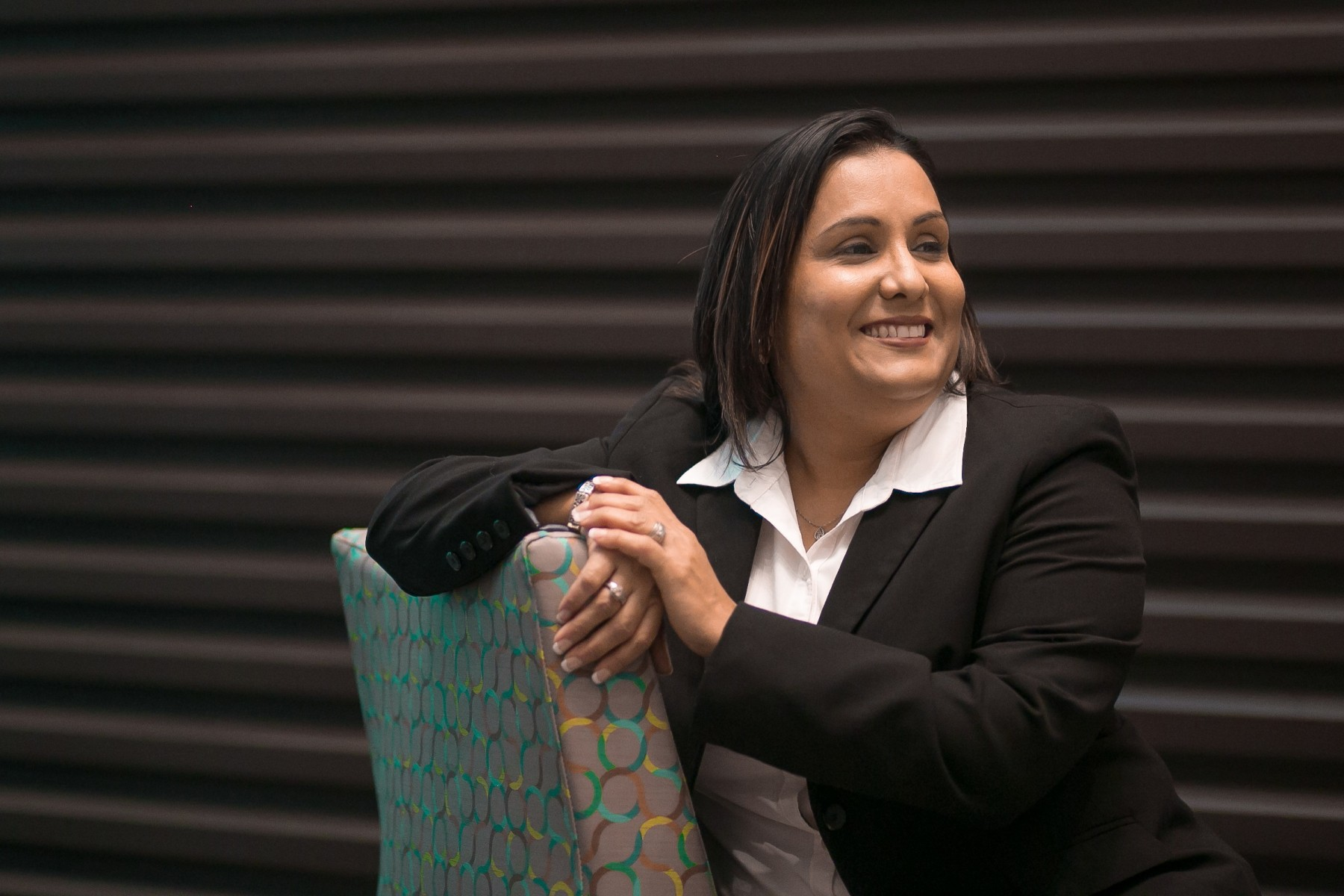 graciela diaz receives the best gift this holiday season earns