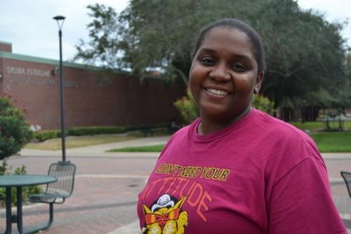 Student of the Week Mariel Washington
