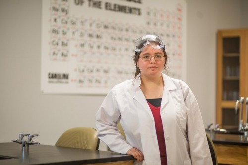 Student of the Week Jazmin Hernandez