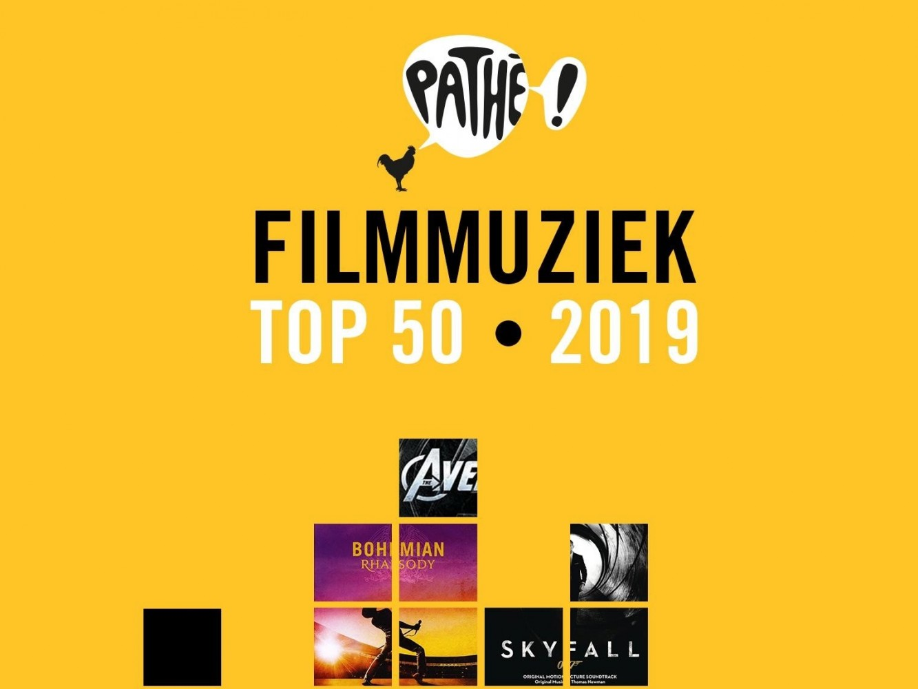 Pathé Top 50 filmmuziek