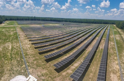 ESG Project - Eglin Air Force Base - 3.35 Megawatt Solar Photovoltaic Array