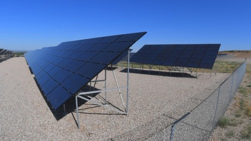 Hill AFB Solar Array