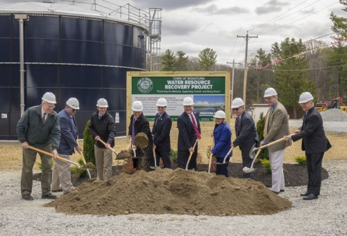 Town of Niskayuna - Water Resource Recovery Project - Ground Breaking Ceremony