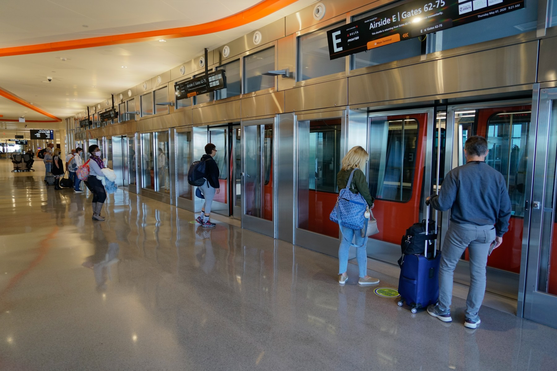 Busiest Travel Days Around Christmas 2020 Tampa Fl TPA sees highest number of passengers since March