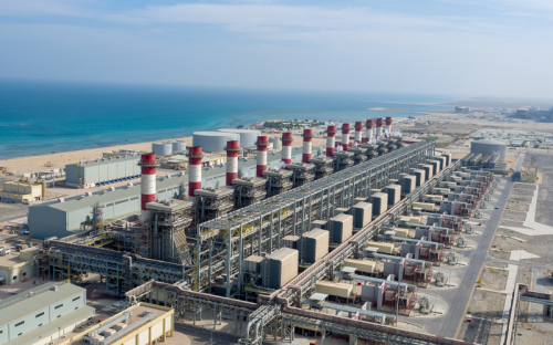 ACWA Power acquires 4.99% of Samsung C&T's share in Hajr Electricity Production Company