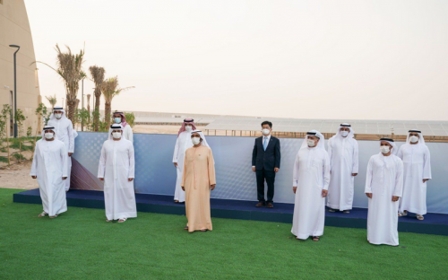 ACWA Power marks the inauguration of 300 MW first stage of Shuaa Energy 3 PSC