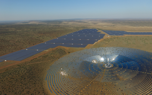 ACWA Power leads South Africa's largest renewable energy project Redstone CSP to financial close