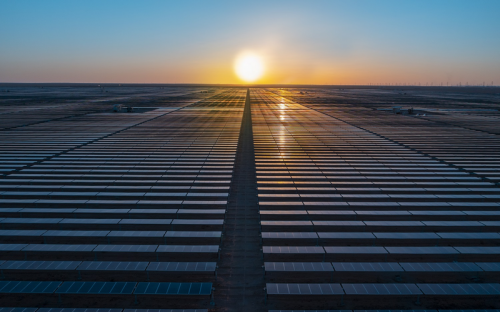ACWA Power announces financial close for 1500 MW Sudair Solar plant and Aramco joining the consortium under PIF renewables program