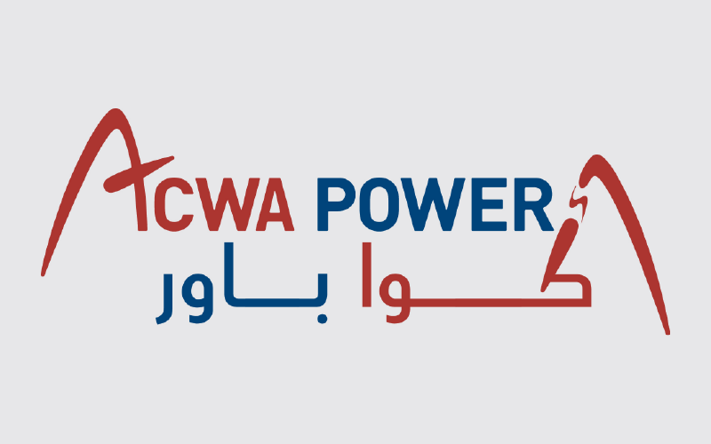 ACWA Power Logo with New Dimensions