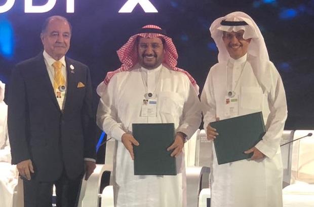 $8 billion Gasification/Power joint venture in Saudi Arabia