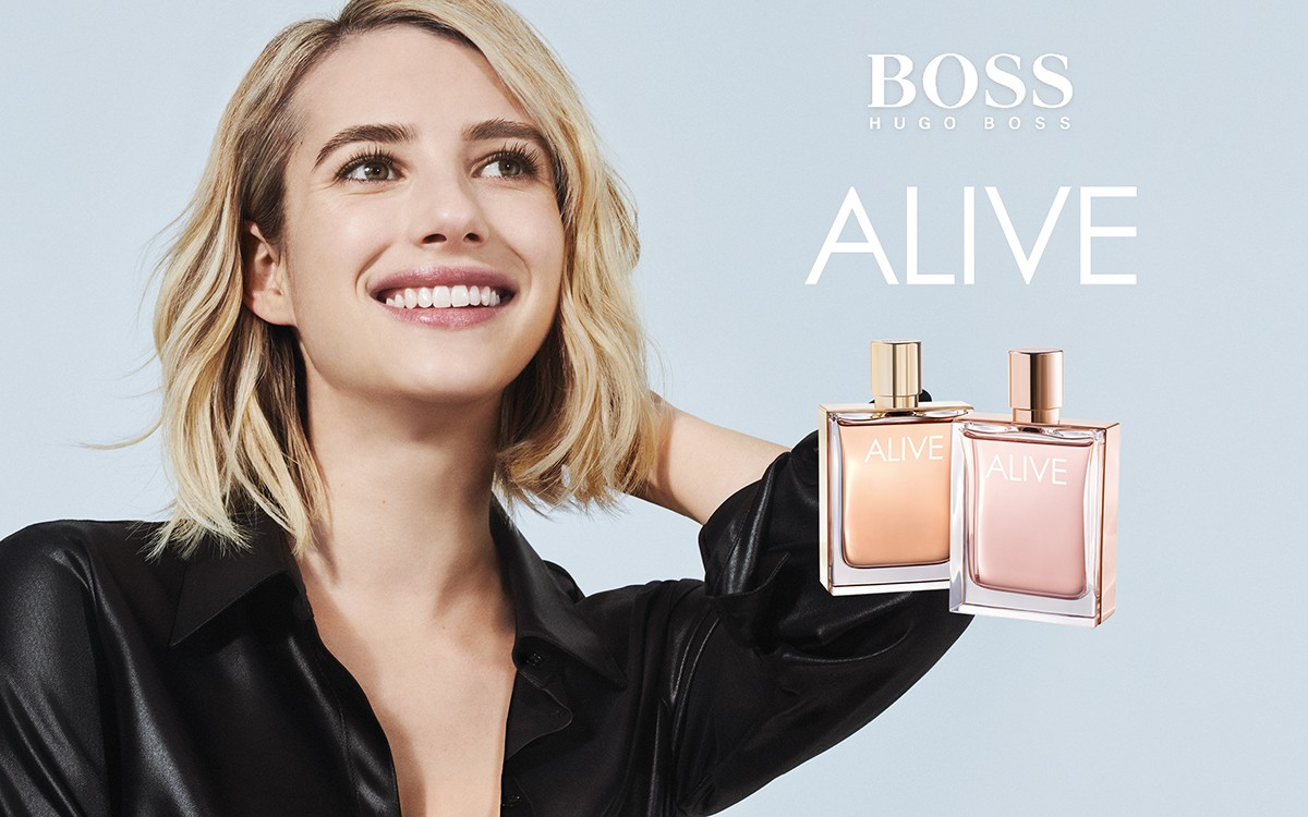 BOSS ALIVE EDT