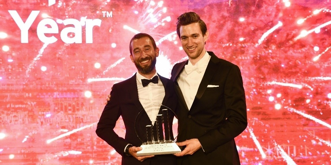 EY Germany Entrepreneur of the Year Award October 2018