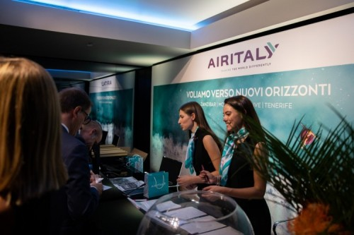 Milano_ Air Italy Gala Dinner_26 settembre 2019_4