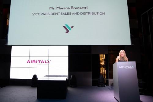 Milano_ Air Italy Gala Dinner_26 settembre 2019_ Morena Bronzetti