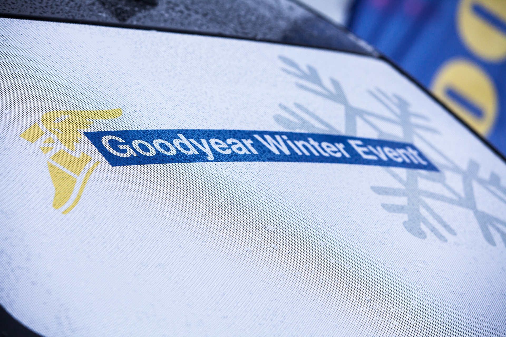Goodyear Winter Press Event