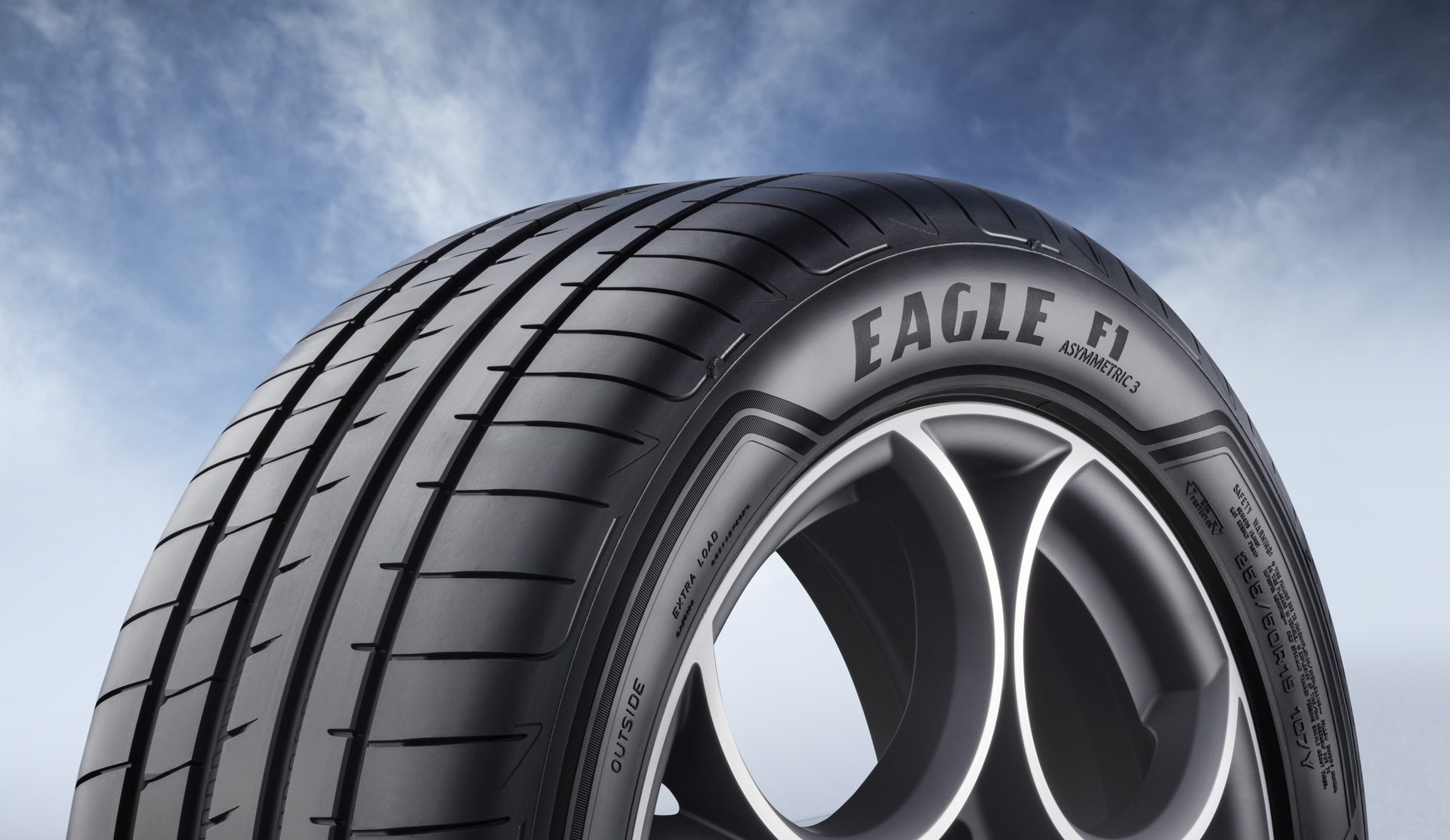 Eagle F1 Asymmetric 3 SUV - Beauty shots (2)
