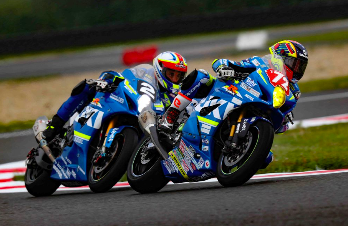 Suzuki Junior Le Mans Sud lead SERT