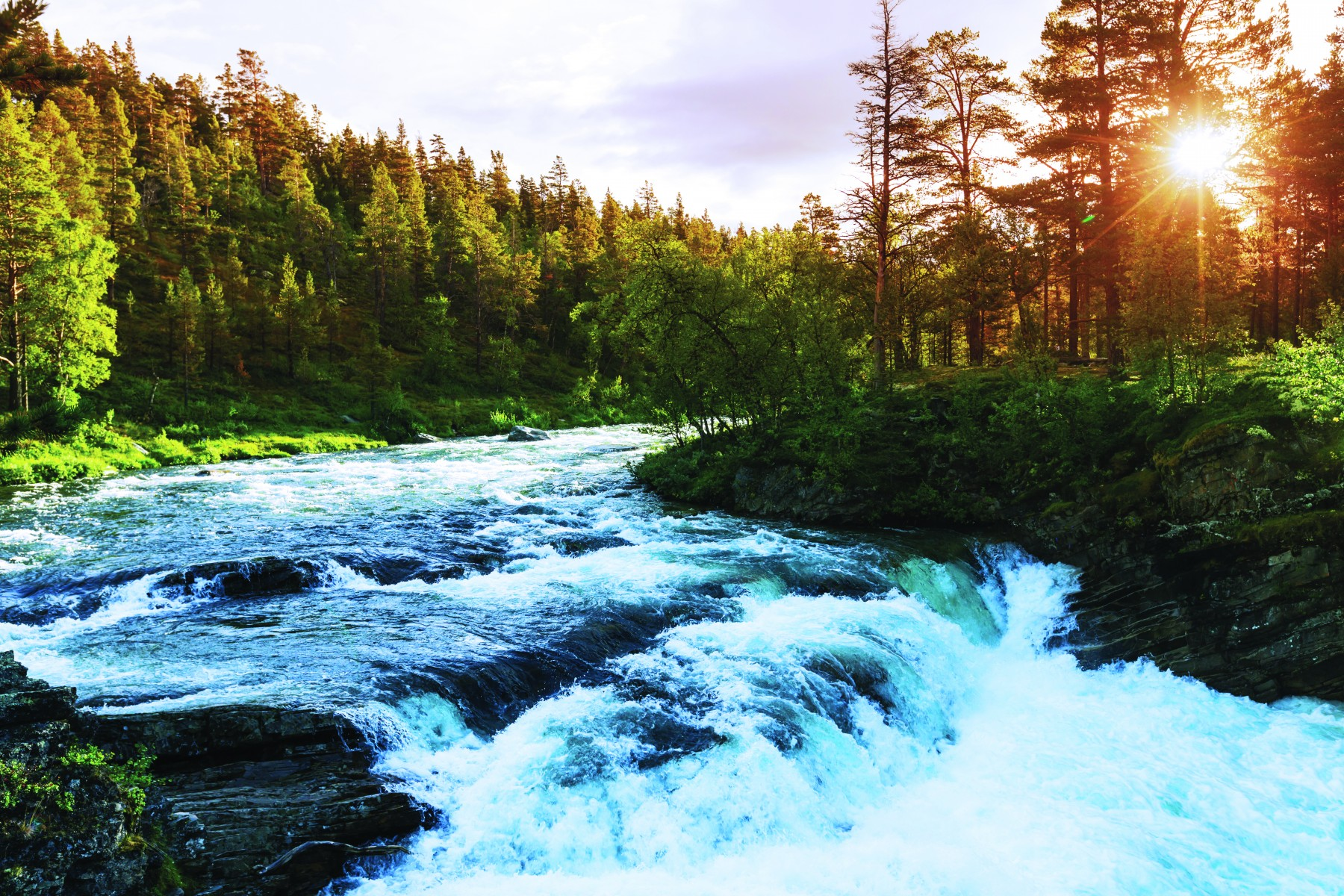 Nature_Norway_river