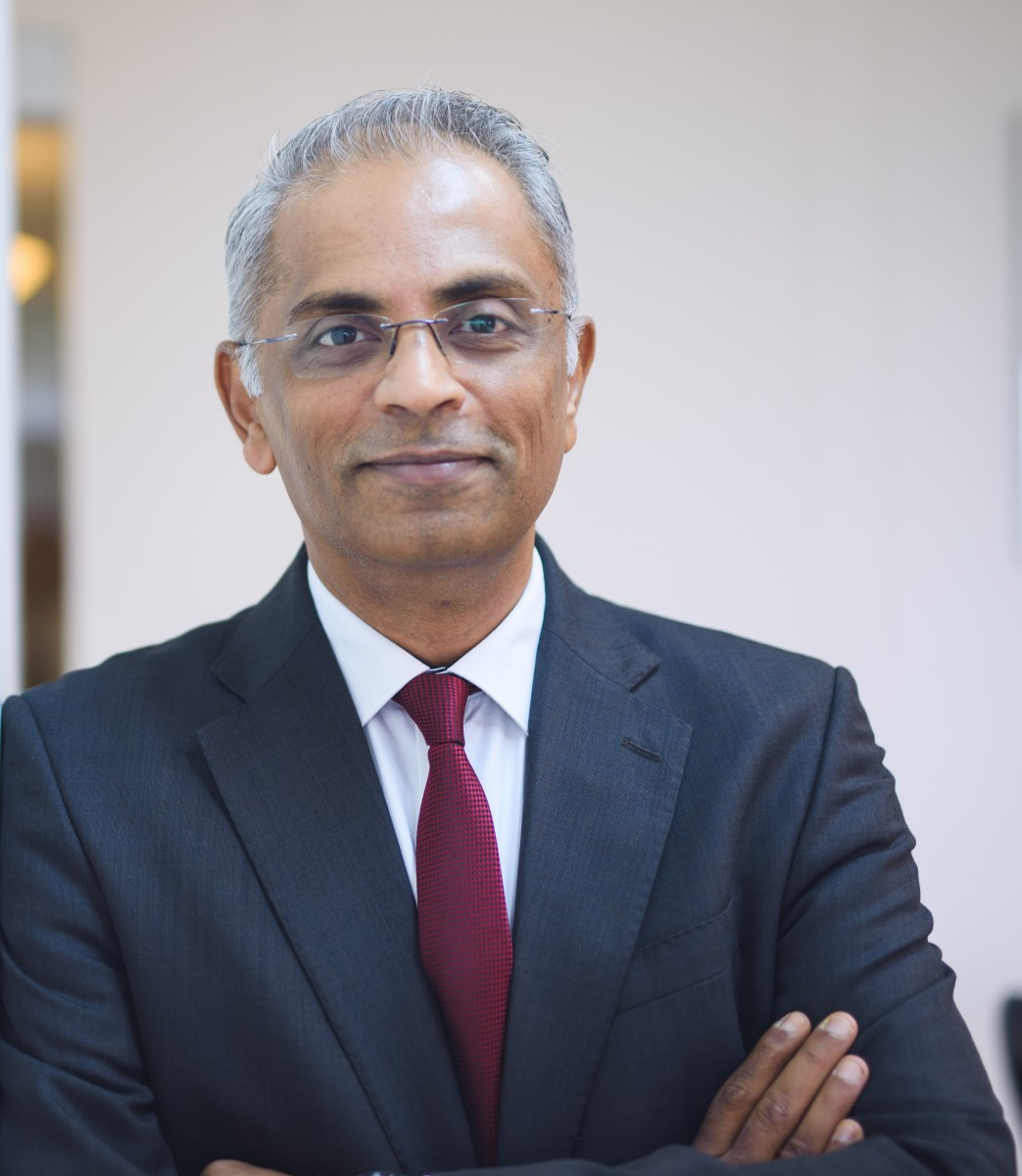 Satish Pillai, MD & CEO, TransUnion CIBIL