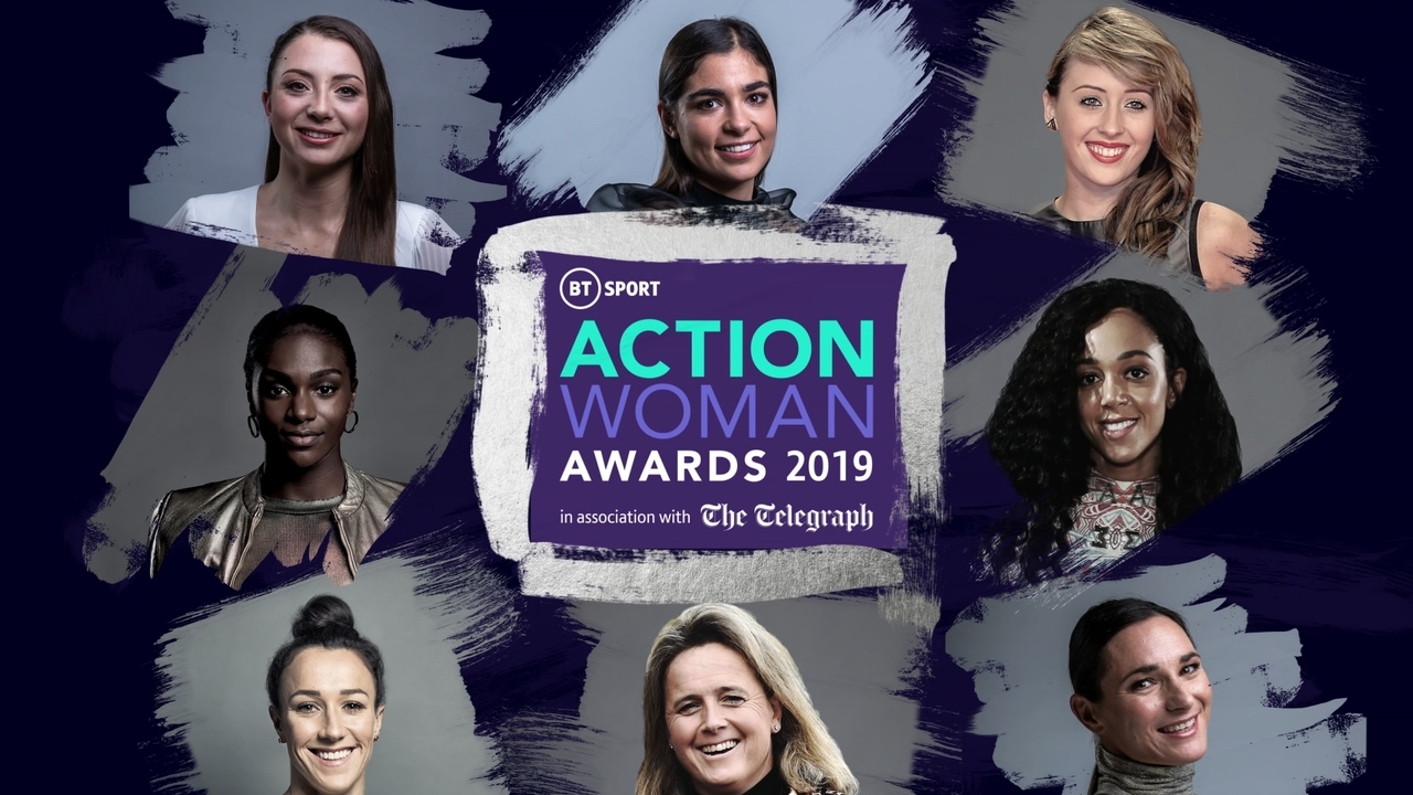 Action Woman Awards 2019