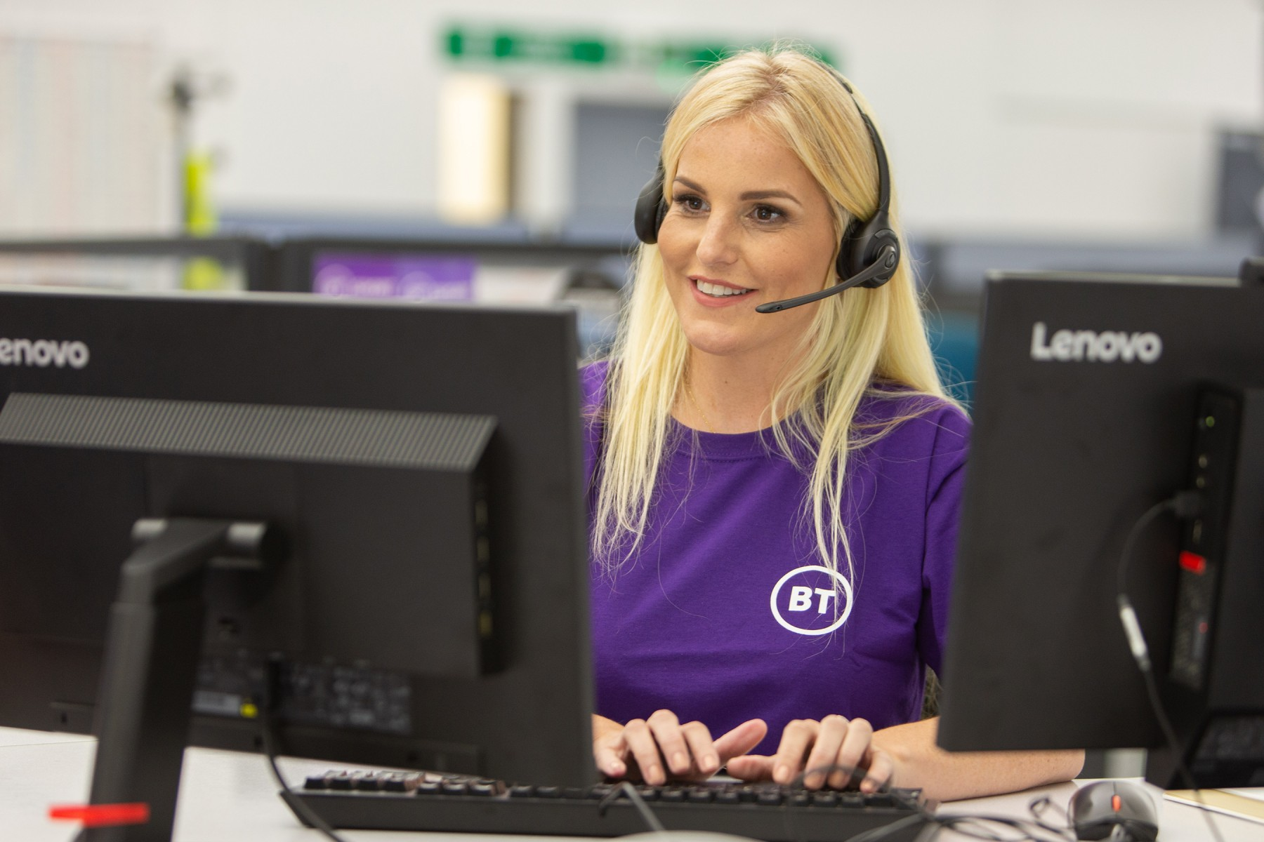Newcastle call centre