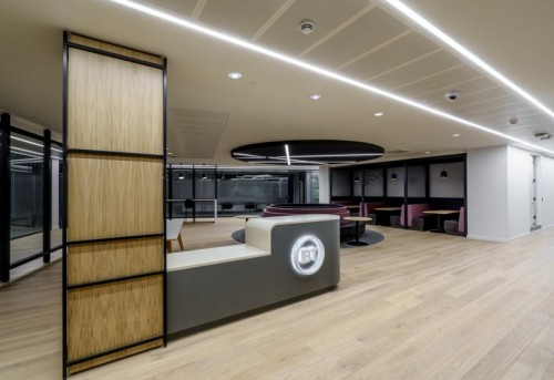 BT says Three Snowhill will provide a modern environment for colleagues