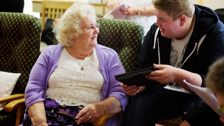 Care Home Companion blog