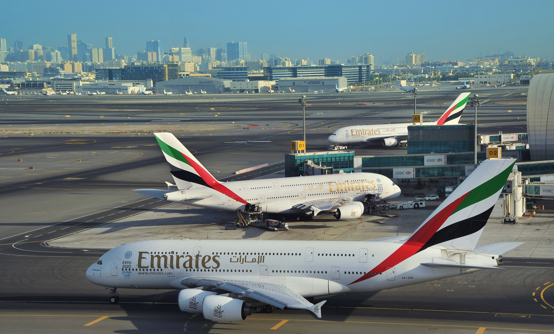Emirates increases capacity to Jeddah to thrice-daily A380 service