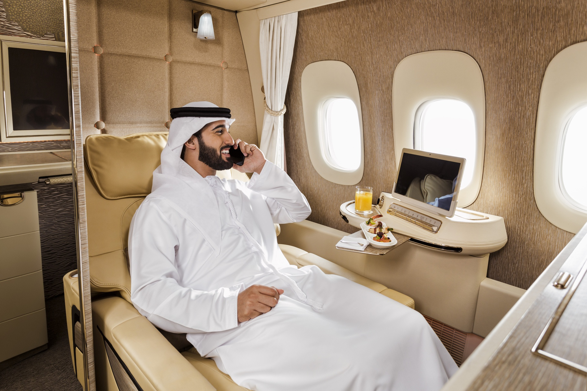 Emirates discount business class