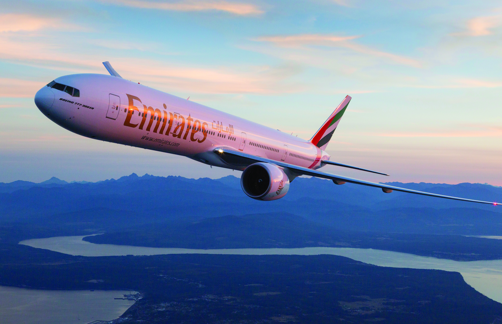 Emirates counts down to the launch of the new Dubai to Zagreb, Croatia route on 1 June 2017