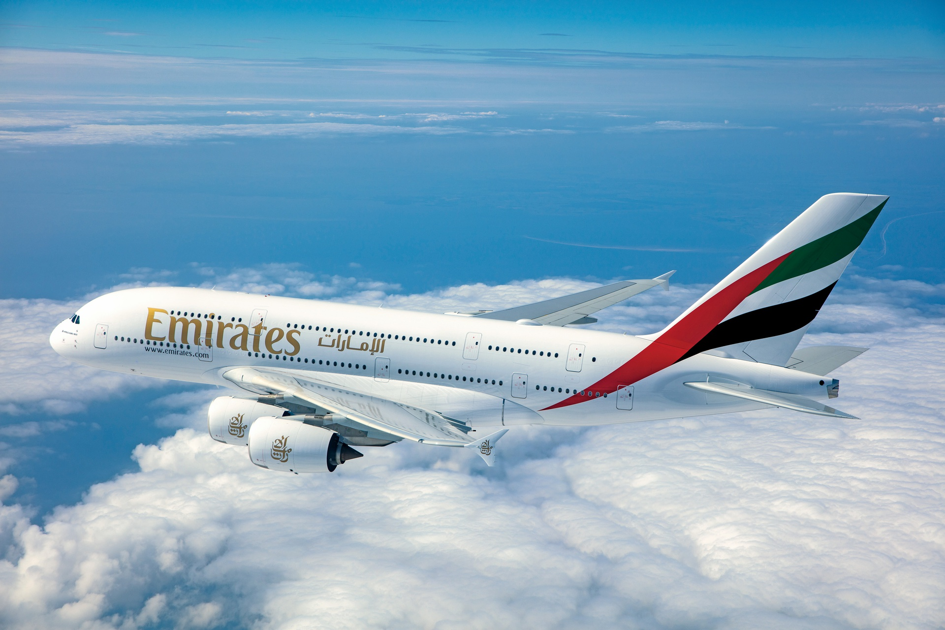 Emirates Skywards feiert 20-jähriges Jubiläum