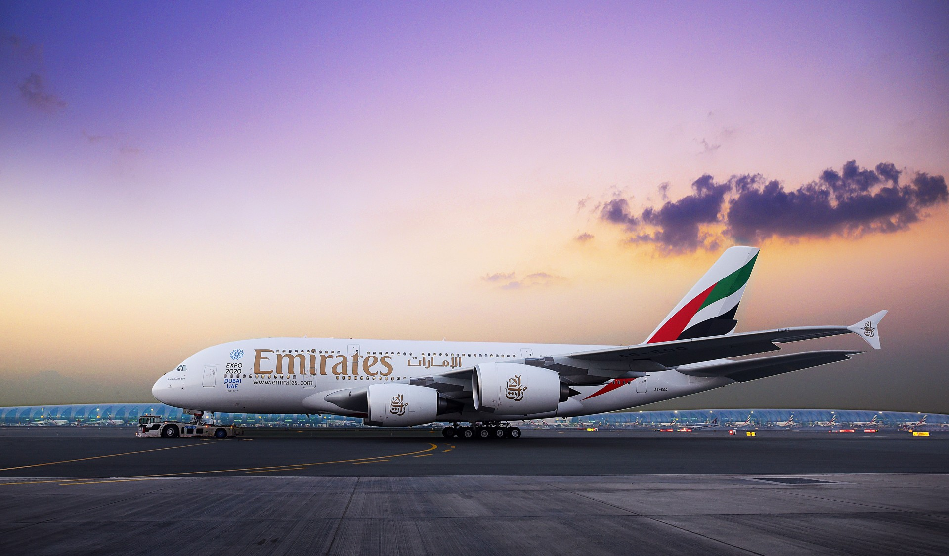 Emirates to operate chartered flights to Moscow and St. Petersburg