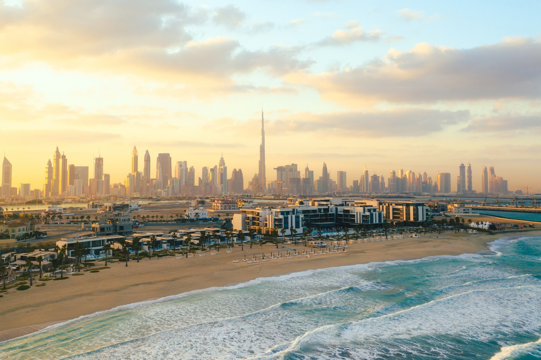 Emirates and Dubai is sending out the clear message that tourists are welcome to enjoy the city's many attractions, with various measures put in place for safe visits and smooth travels.