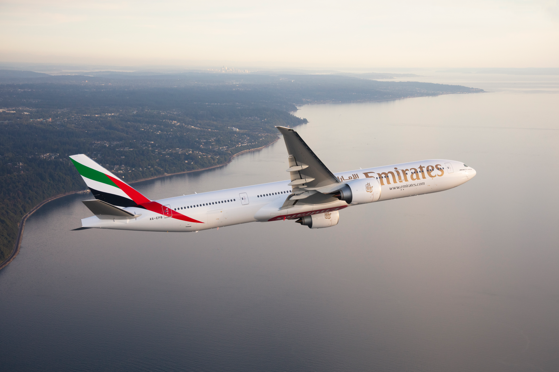 Emirates add seven more cities to its network