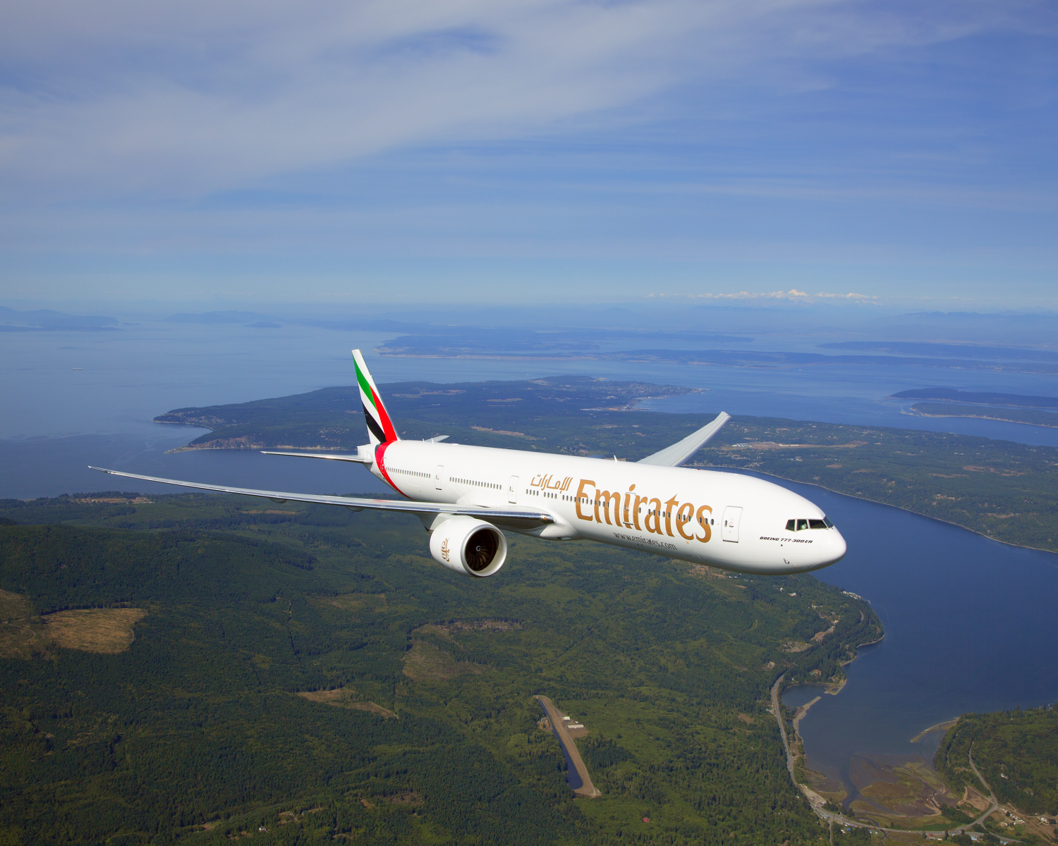 Emirates adds Birmingham, Cebu and Houston, taking its network to 74 cities
