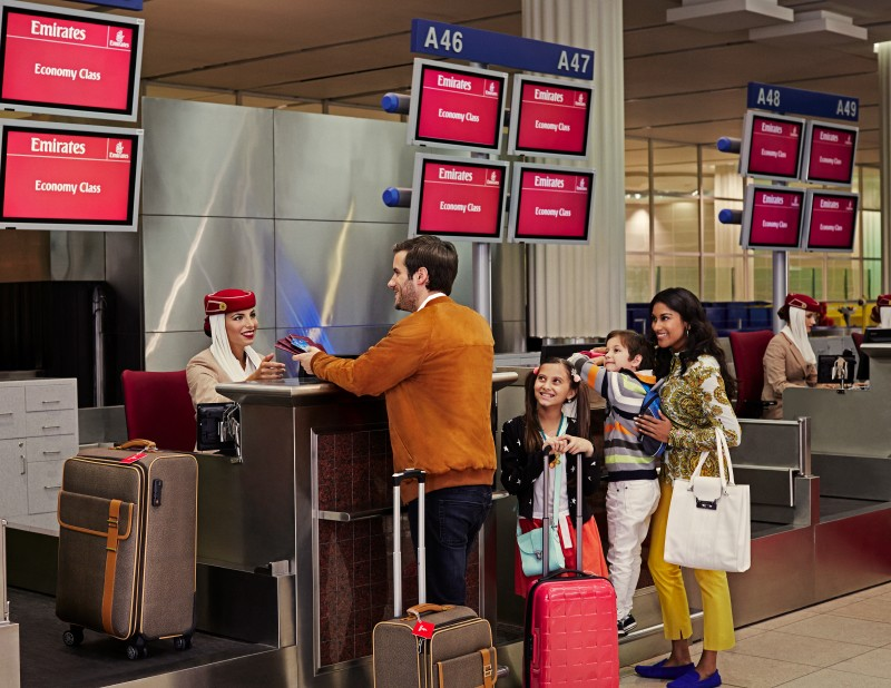 Emirates anticipates peak travel ahead of the UAE National Day holiday