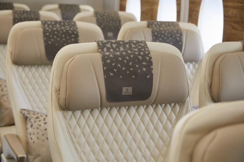 Kabin ekonomi premium Emirates (Dok. Emirates)
