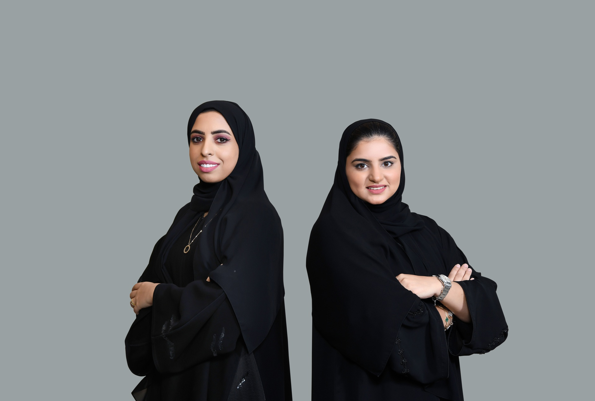 Emirates SkyCargo has announced the appointment of Alyazeya Saeed (right) and Fatma Ahli   (left) to the key positions of Cargo Managers of Oman and Kuwait respectively.