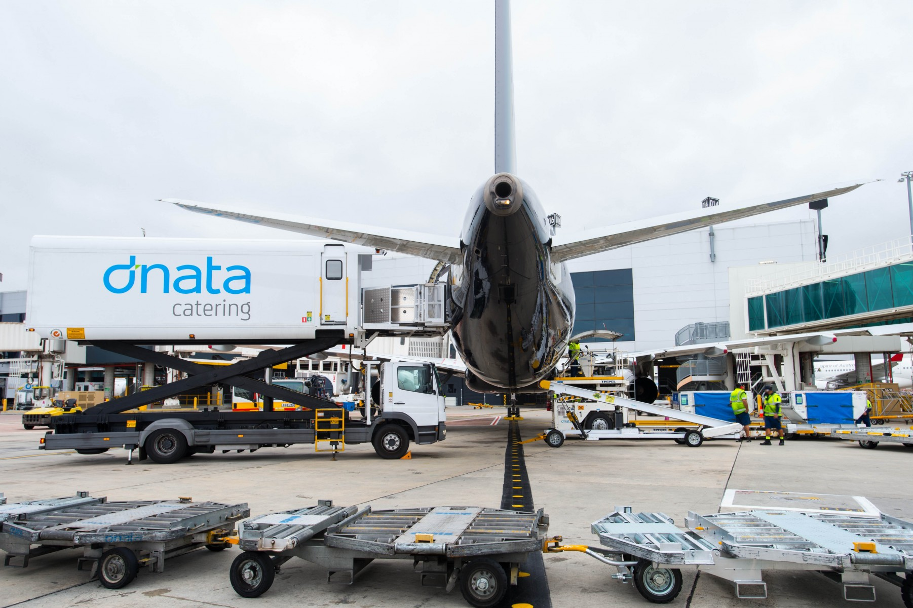 dnata expands global catering operations